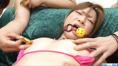 Ravishing stimulation for nastyYukina Momose