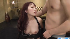 Yui Misaki gets hard pumped in superb modes