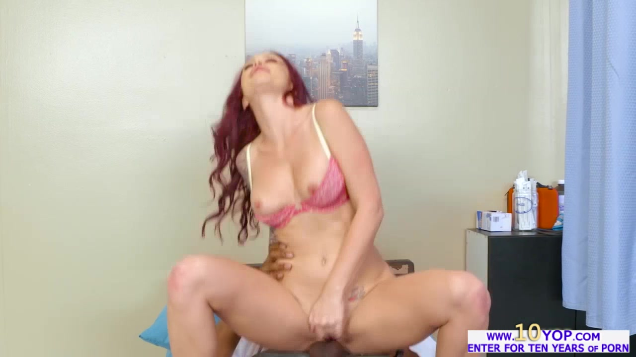 Allys first creampie time 1