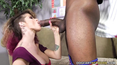 Joslyn James cheats With BBC
