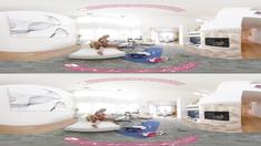 VR PORN-BRIDGETTE B SEXY MOM HAVING SEX WITH THE POOL BOY(VR)