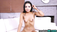 Teen Nikki Kay sizzlingd To Blow Throbbing Schlong