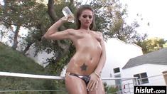 Tori Black likes to get anally plunged