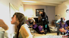 Fashion Orgies Big Ass to Mouth Compilation Jenna Haze, Sasha Grey, Adrianna Nicole, Katsuni, Belladonna, Melissa Lauren, Sintia Stone, Marie Luv, Flower Tucci, Nicole Sheridan, Nici Sterling, Jewell Marceau, Gianna Michaels, Rocco Siffredi