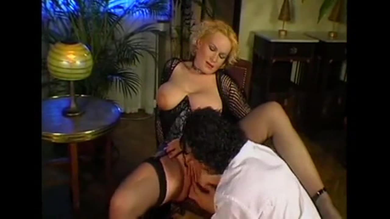 Big mature orgasm