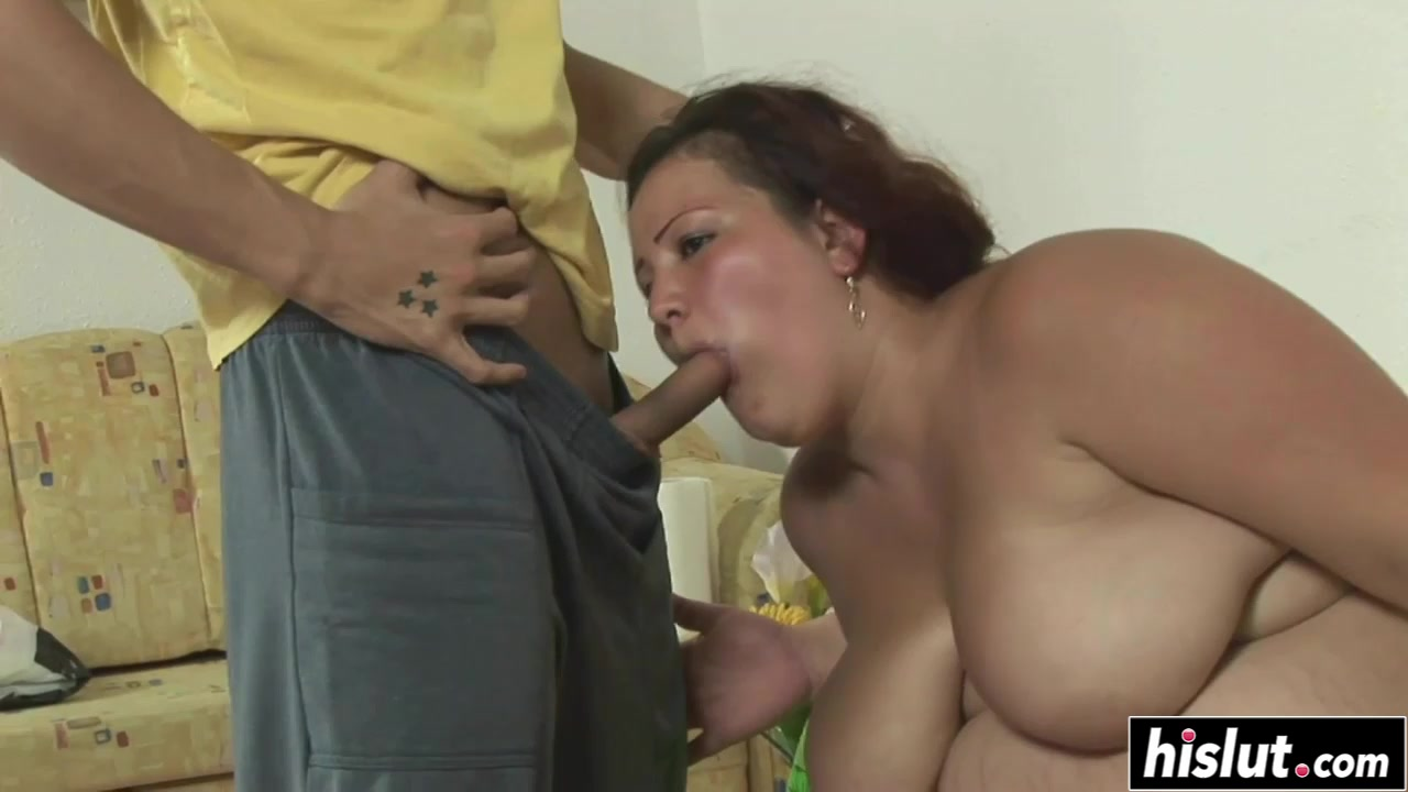 porn white fat young