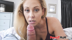 She is a real master at cock sucking