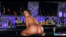 Getting Naughty on the bar