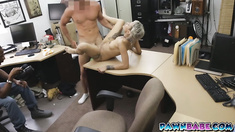 Sexy pornstar got her pussy fucked good