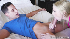 Mom crony's daughter and aunt threesome first time Off