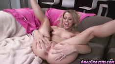 lovely hot babe Zoey Monroe letting me fuck his ass