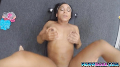 Pornstars blowjob was good as fucked