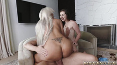 German milf ass and big long thick dick A Mother pal's