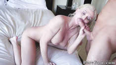 Teen tits solo and mom orgasm Off The Hook And On My