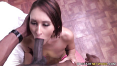 Deanna Dare Gets Her Pussy Creamed In Front Of Her Hubby