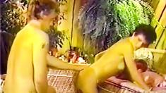 SeventiesPorno Video Scene