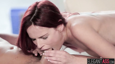 Susana Melo got on all fours and took it hard in the asshole