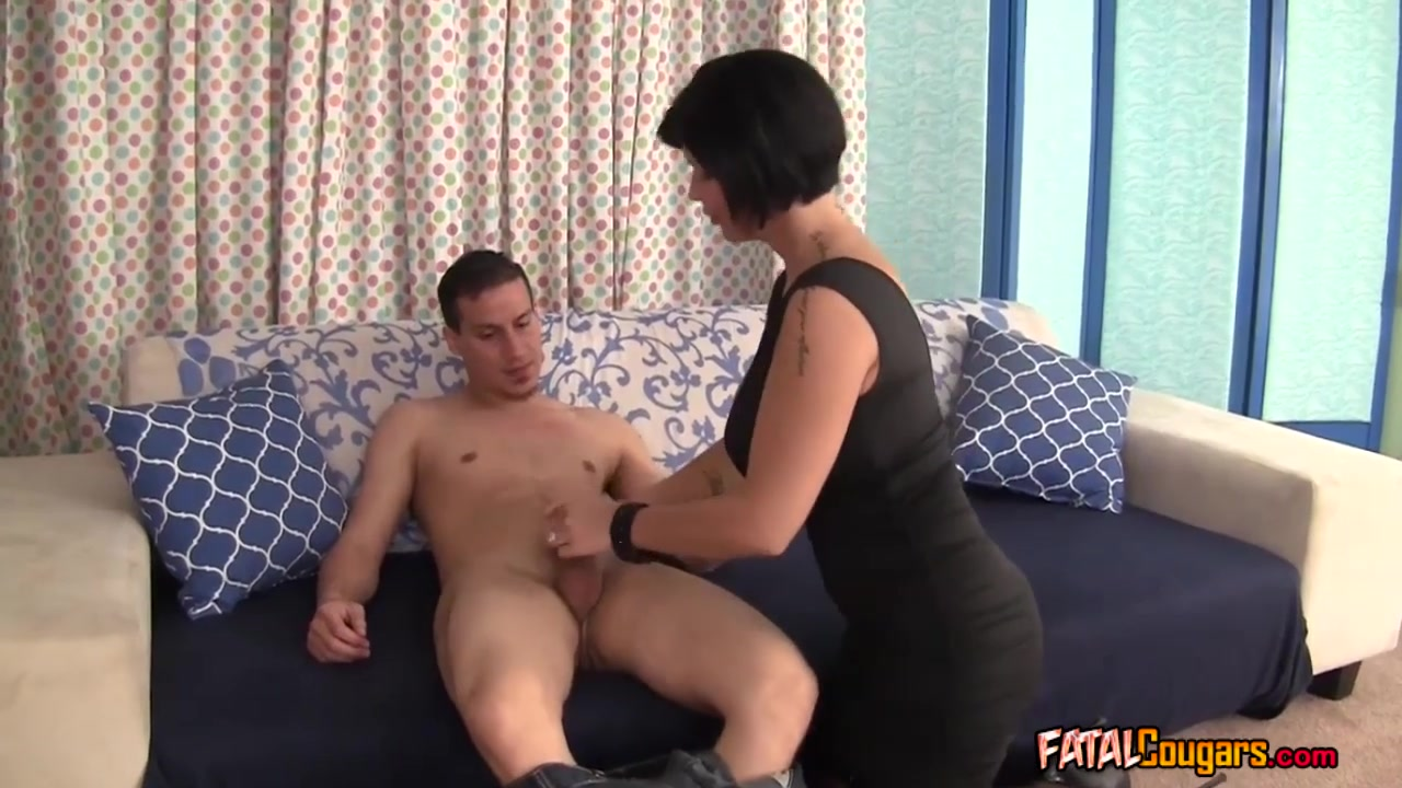 Mature seduction porn