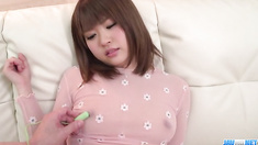 Amateur pussy play with toys for hot Yuri Hyuga