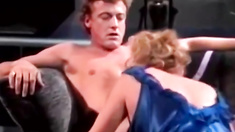 Retro erotic massage