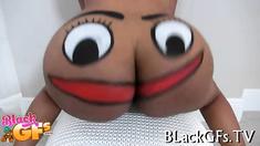Amazing girl deepthroats dick