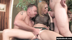 Liv Wylder is a hot whore who is a wife and mother, in