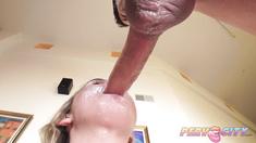 Pervcity Blonde Freshman Blair Williams Sucks Cock