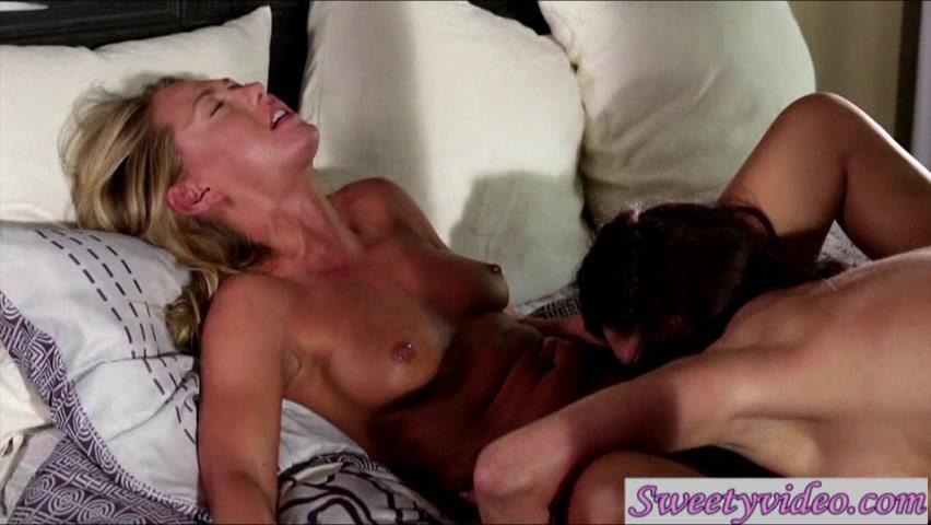 Interacial bisex cuckload porn