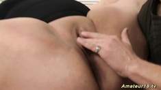 flexi bbw contortionist gets stretched