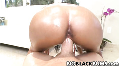 Sweet Bullble Butt Ass on Katja Kassin