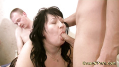 extreme fisting threesome lesson