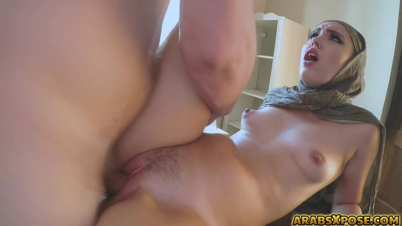 her pussy Spread wet