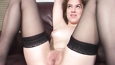 Smoking Hot MILF Gets Her Tight Pussy Eaten Out