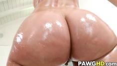 Black Hottie With Big Tits