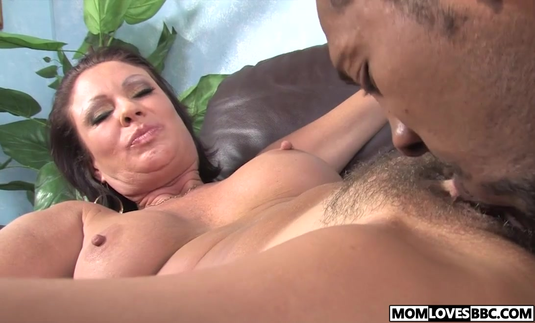 Step mom jerking off step son