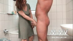 German wife wants to get fucked properly