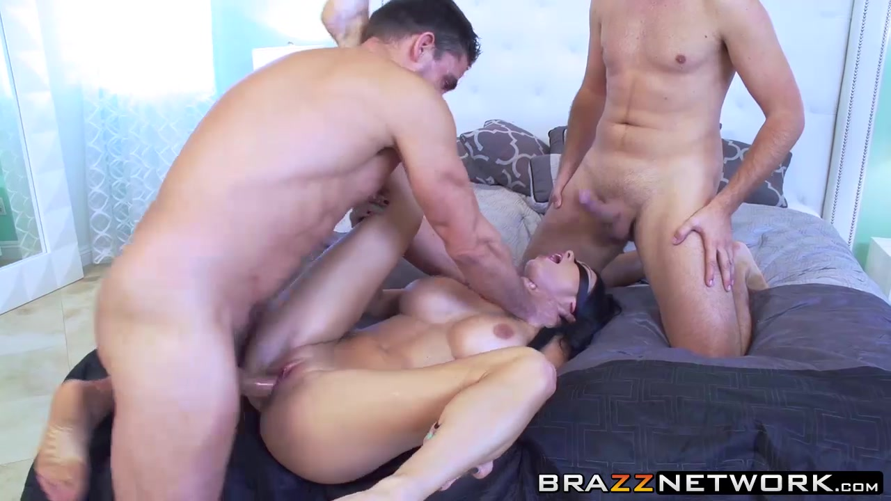 Milf and two horny dicks